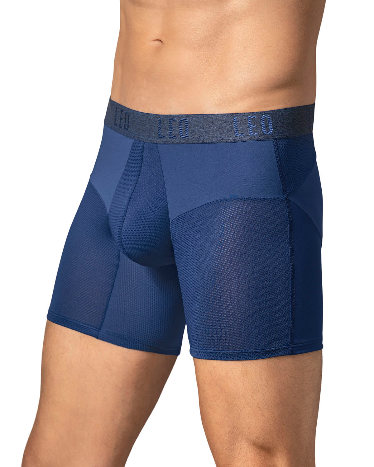 Eco-Friendly Short Boxer Brief made of Recycled Plastic Bottles