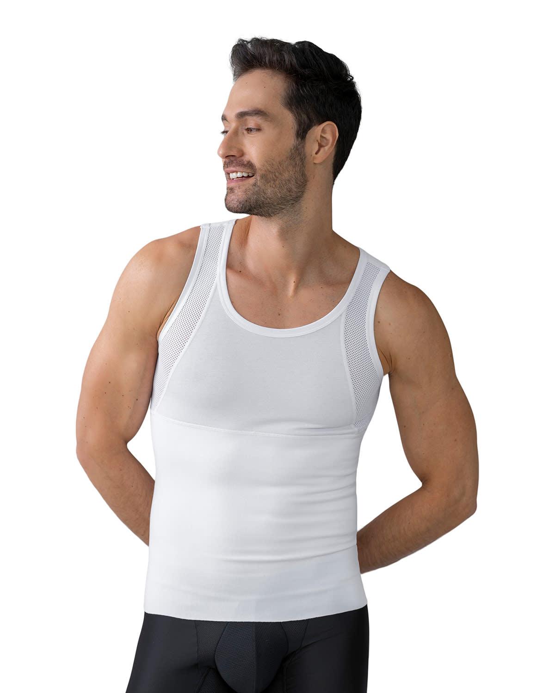 Stretch Cotton Moderate Compression Shaper Tank