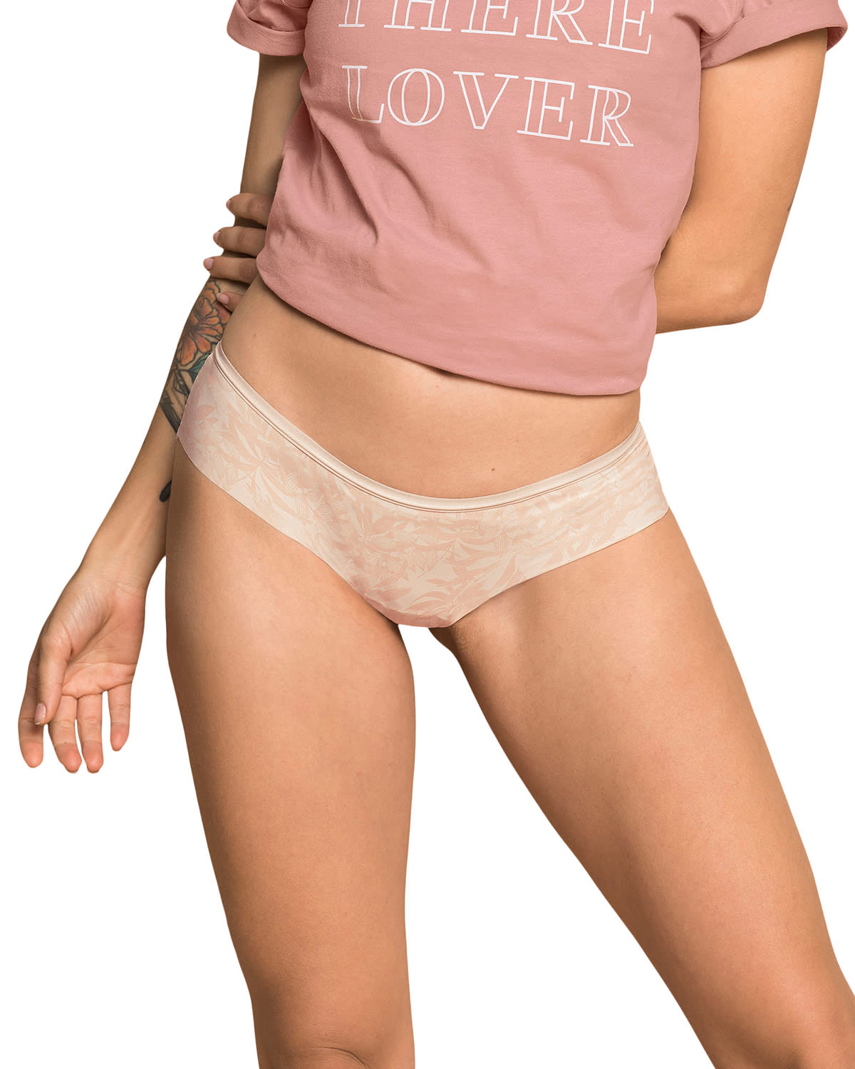 2-Pack Super-Soft Low-Rise Cheeky Panties