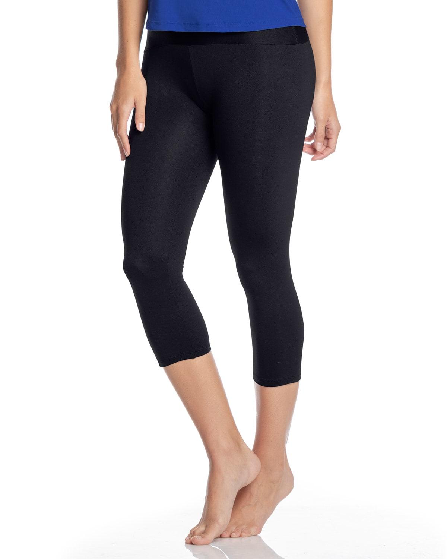 ActiveLife High-Waisted Shaper Side Pocket Capri Legging
