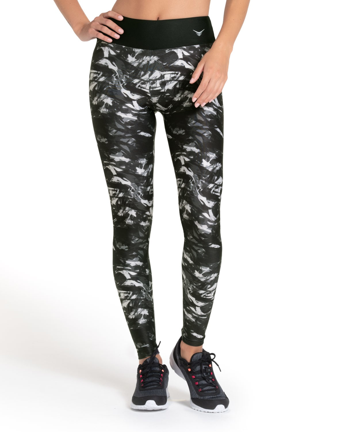 ActiveLife Mid-Rise Graphic Long Legging