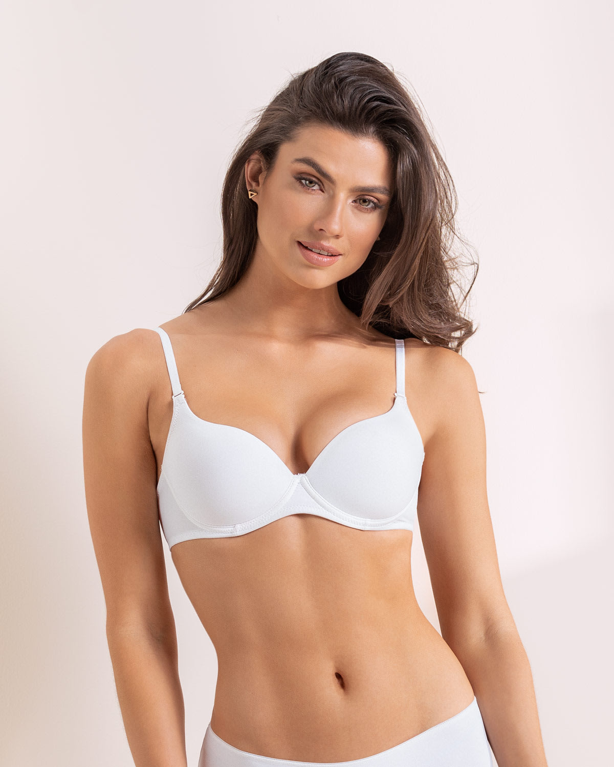 Push Up Bra with Multiway Straps
