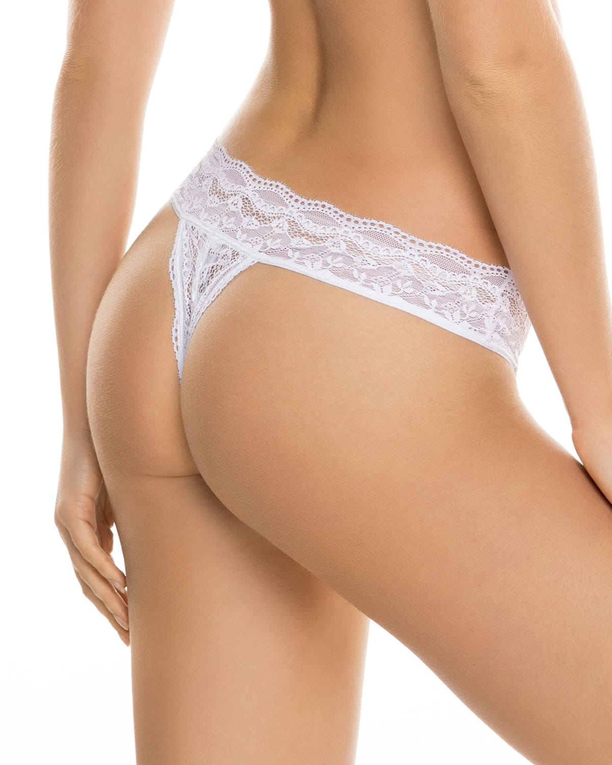 Charming Lace Thong