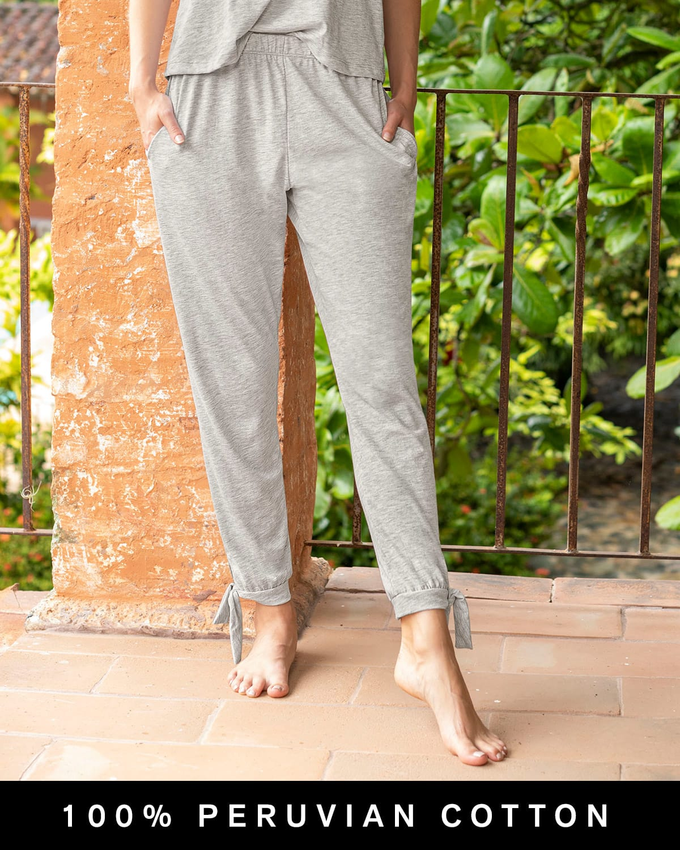 50/50 Stretch Cotton Long Pajama Pant