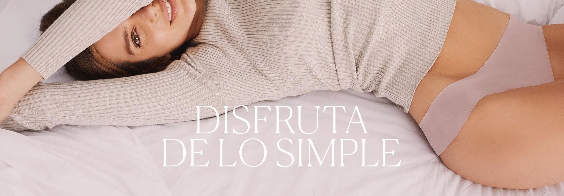 Disfruta de lo simple