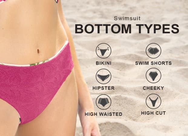 bikini swimsuit bottom types