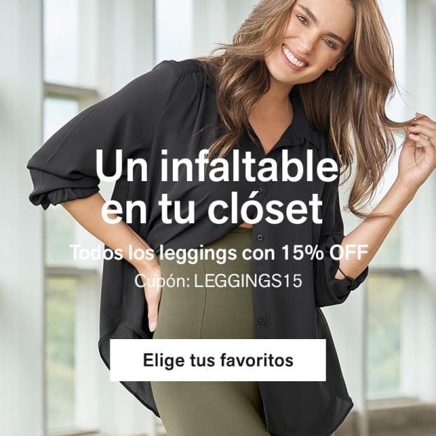 Leggings Leonisa