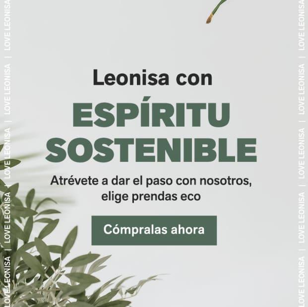 Prendas ecológicas Leonisa