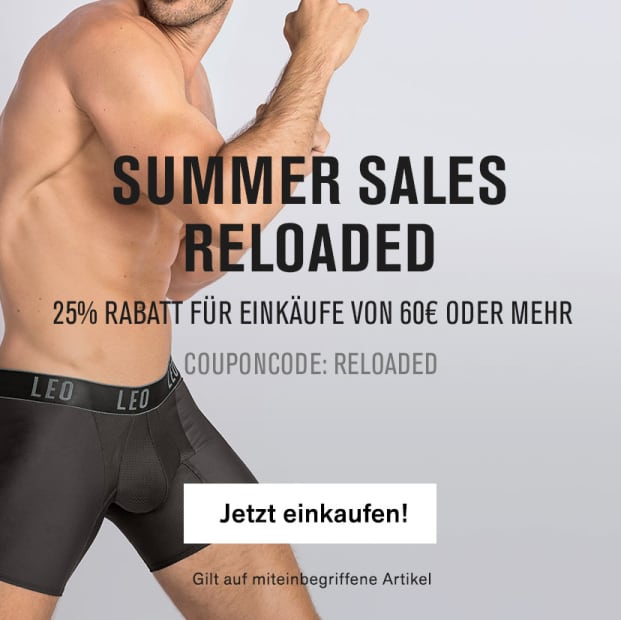 Summer Sale by Leo