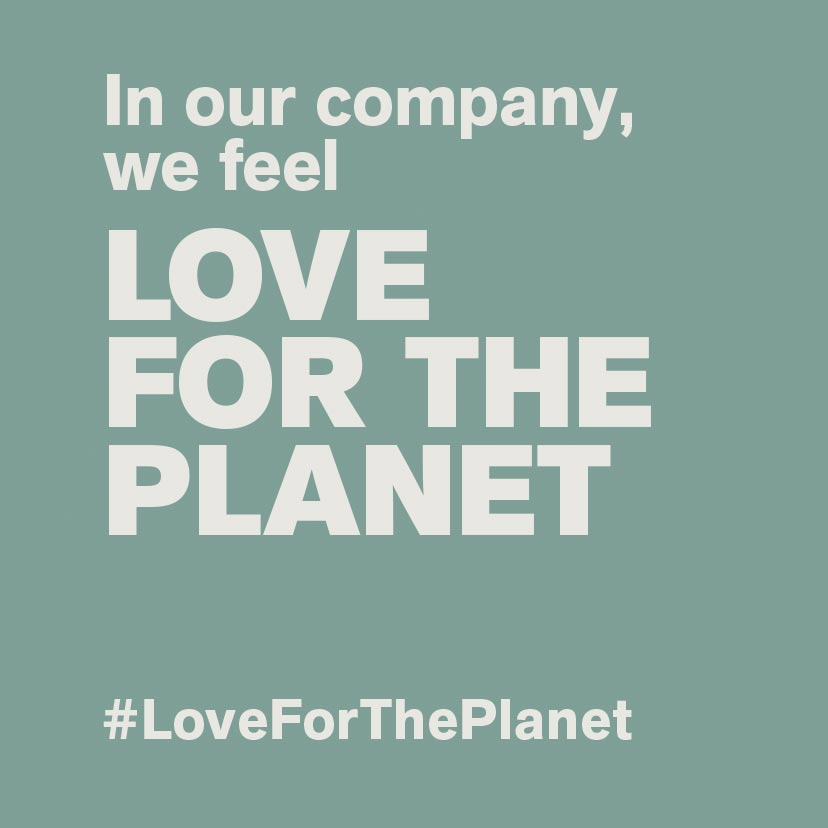 Love for the planet - LEONISA
