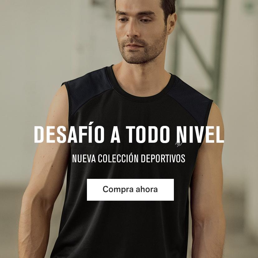 Nueva Colección Deportivos