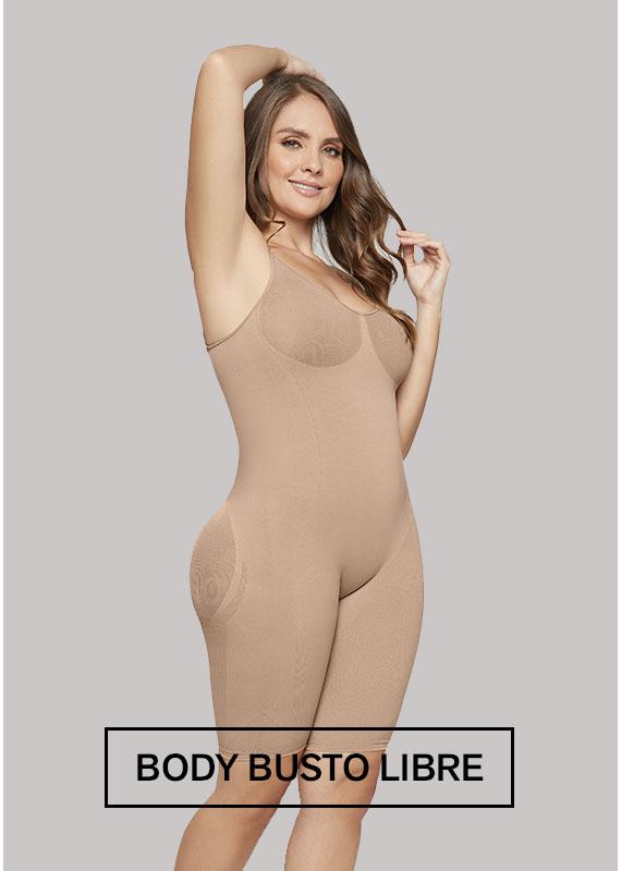 Body Busto Libre en DuraFit® Ultraliviano - Leonisa