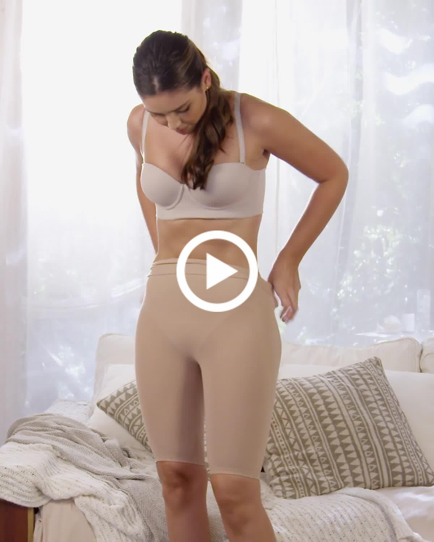 Leonisa Braga Faja Seamless con Efecto Realce