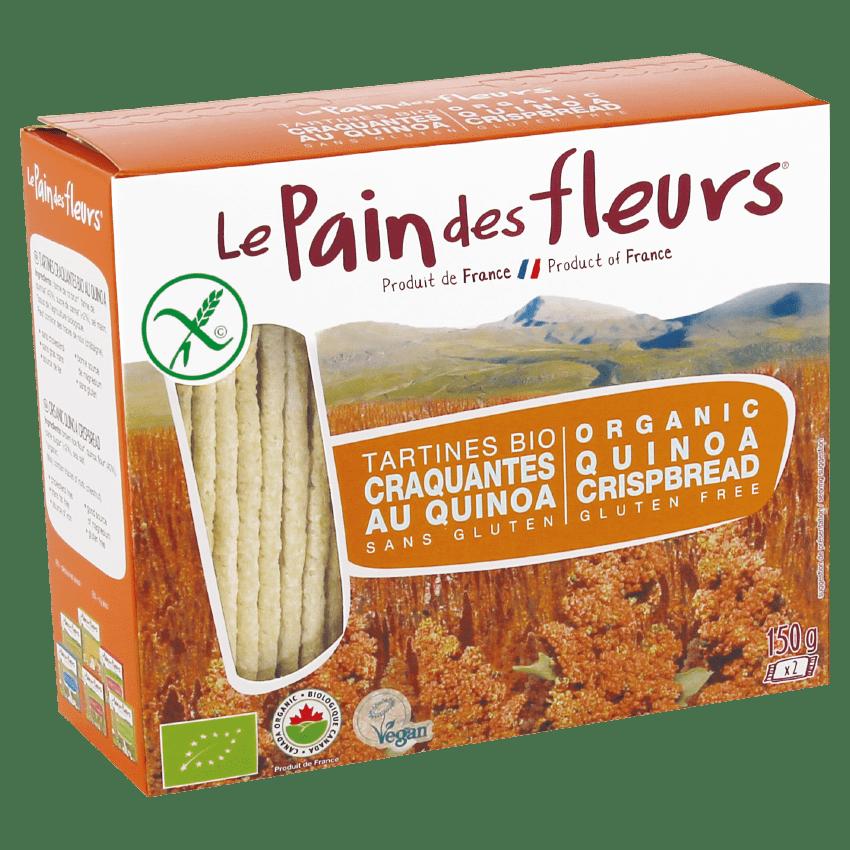 Organic Quinoa Crispbread