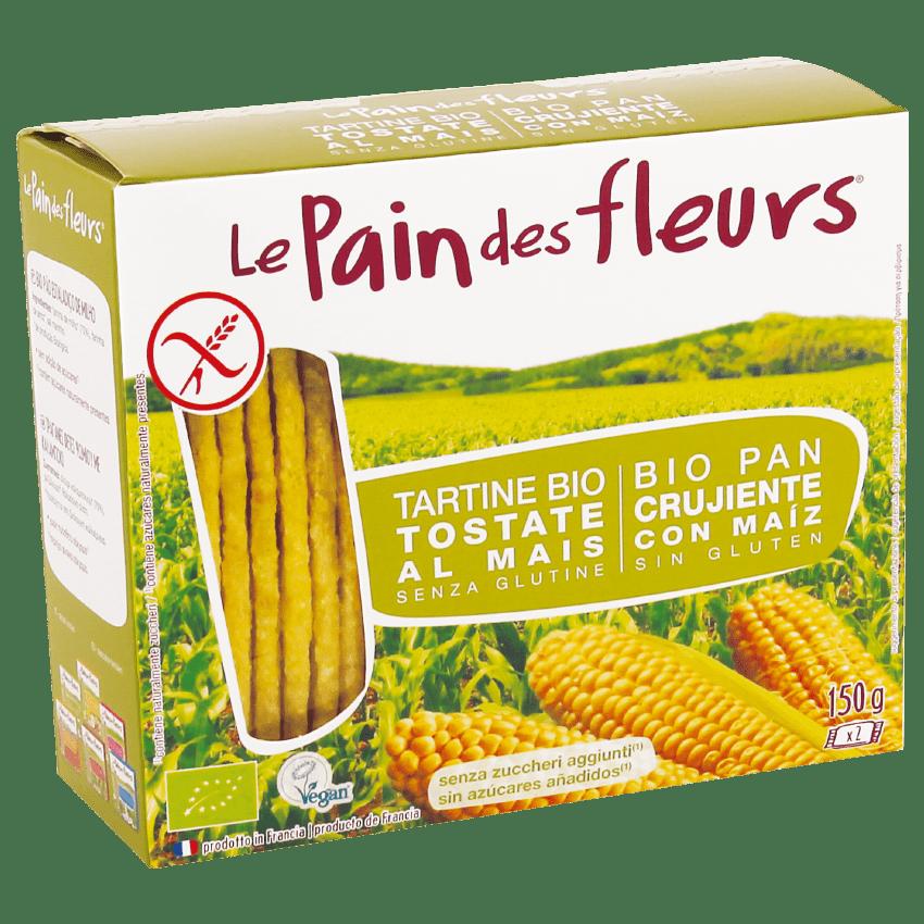 Organic Corn Crispbread