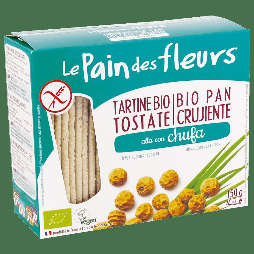 Tartines Craquantes Bio au Souchet