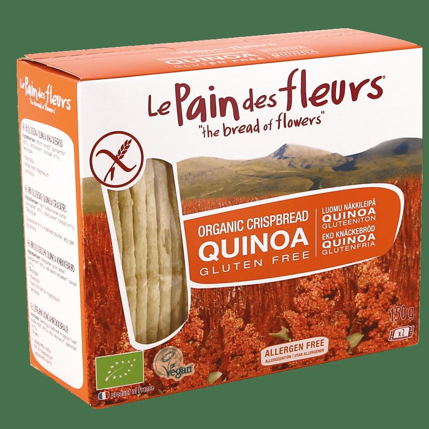 Tostadas Crujientes Ecológicas de Quinoa
