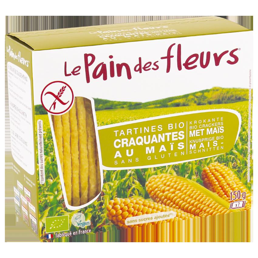 Tartines Craquantes Bio au Maïs