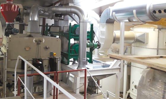 Production unit in the Drôme region