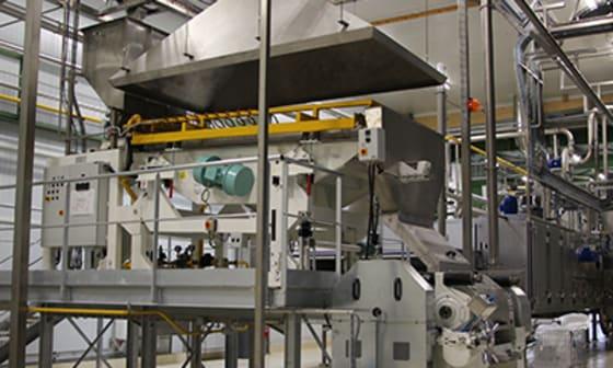 Production unit in Ardèche - Wonder Grains