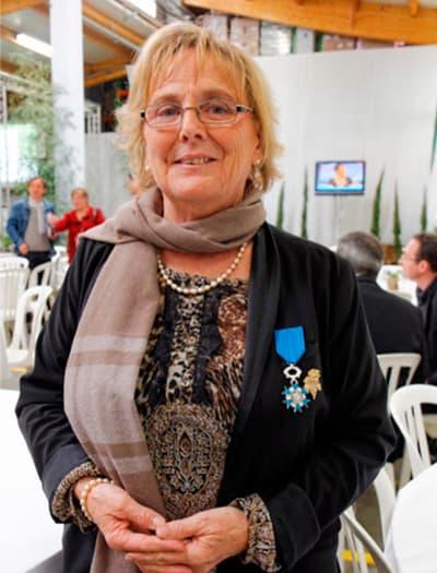 Annie-Françoise Crouzet