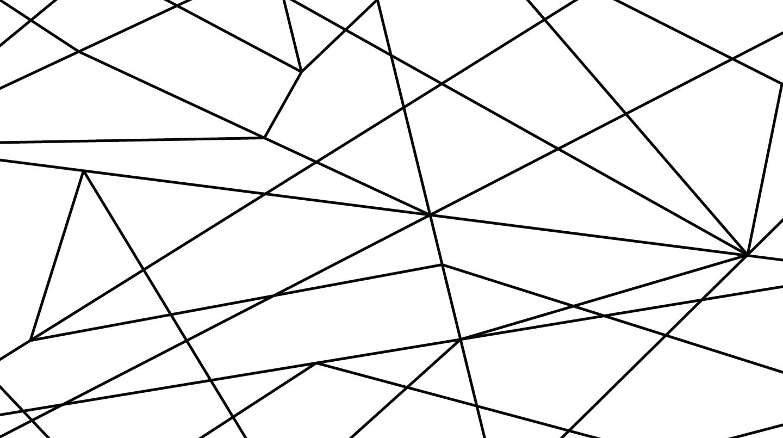 Основной паттерн Нейро-пси из ломанных линий