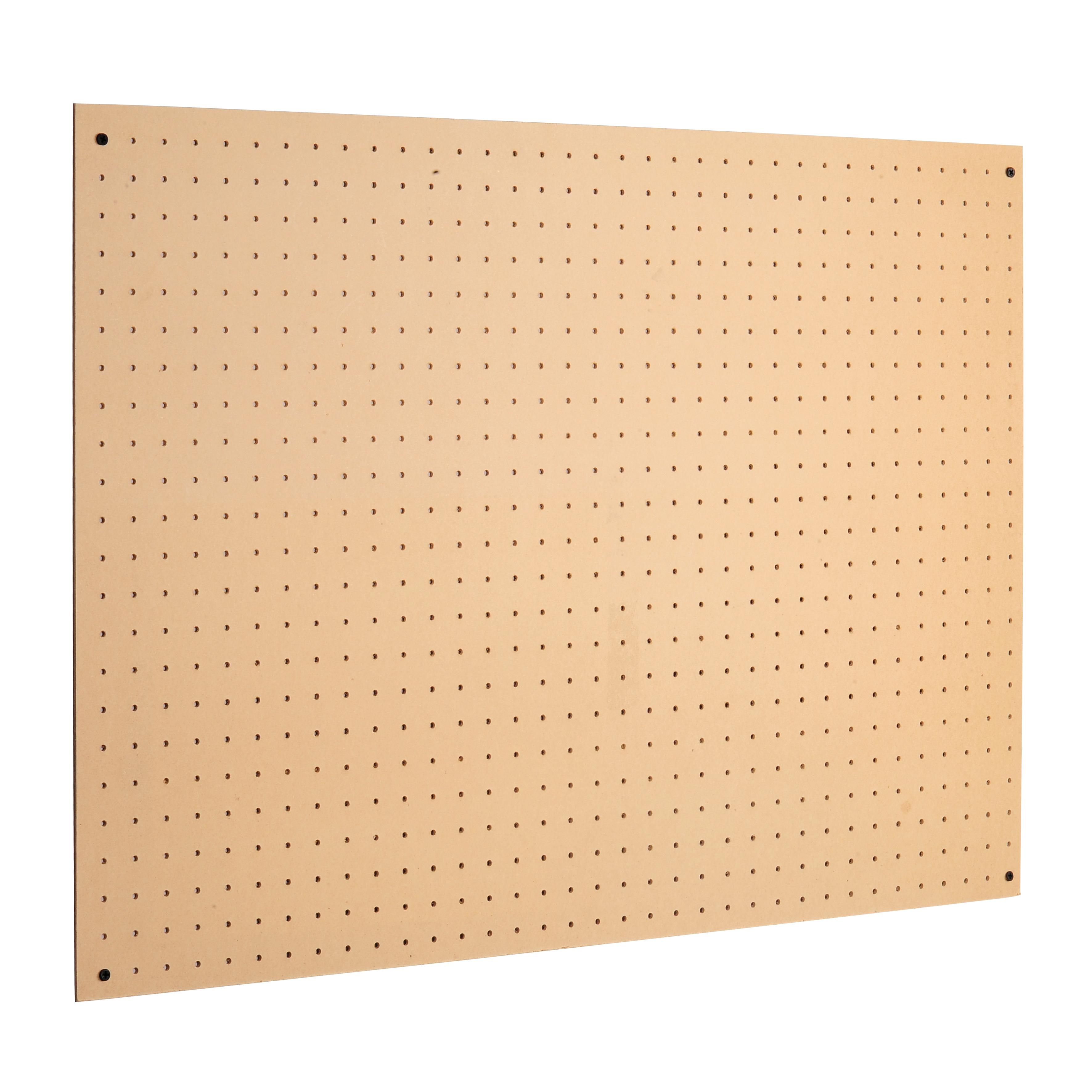 Pannello porta-attrezzi MOTTEZ 60x90 cm in legno 600 x 900 mm - 1