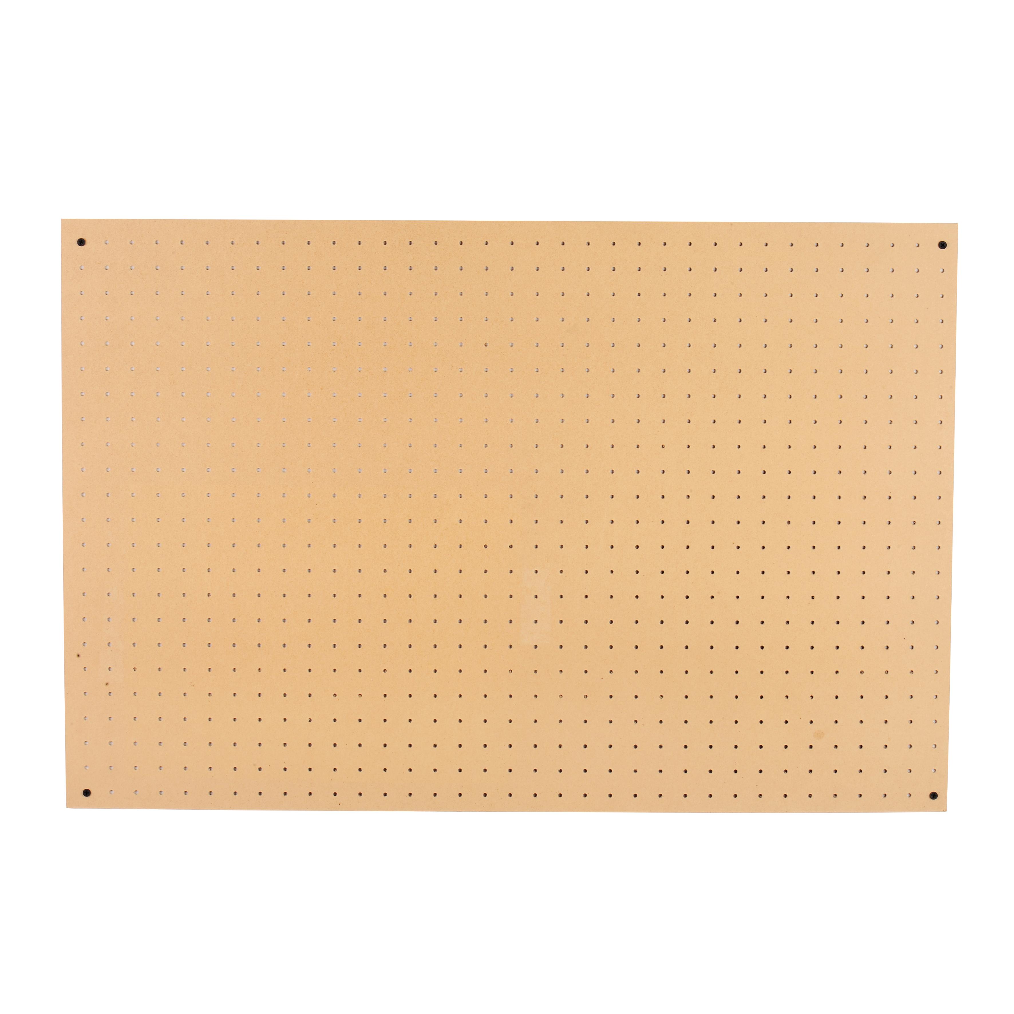 Pannello porta-attrezzi MOTTEZ 60x90 cm in legno 600 x 900 mm - 2