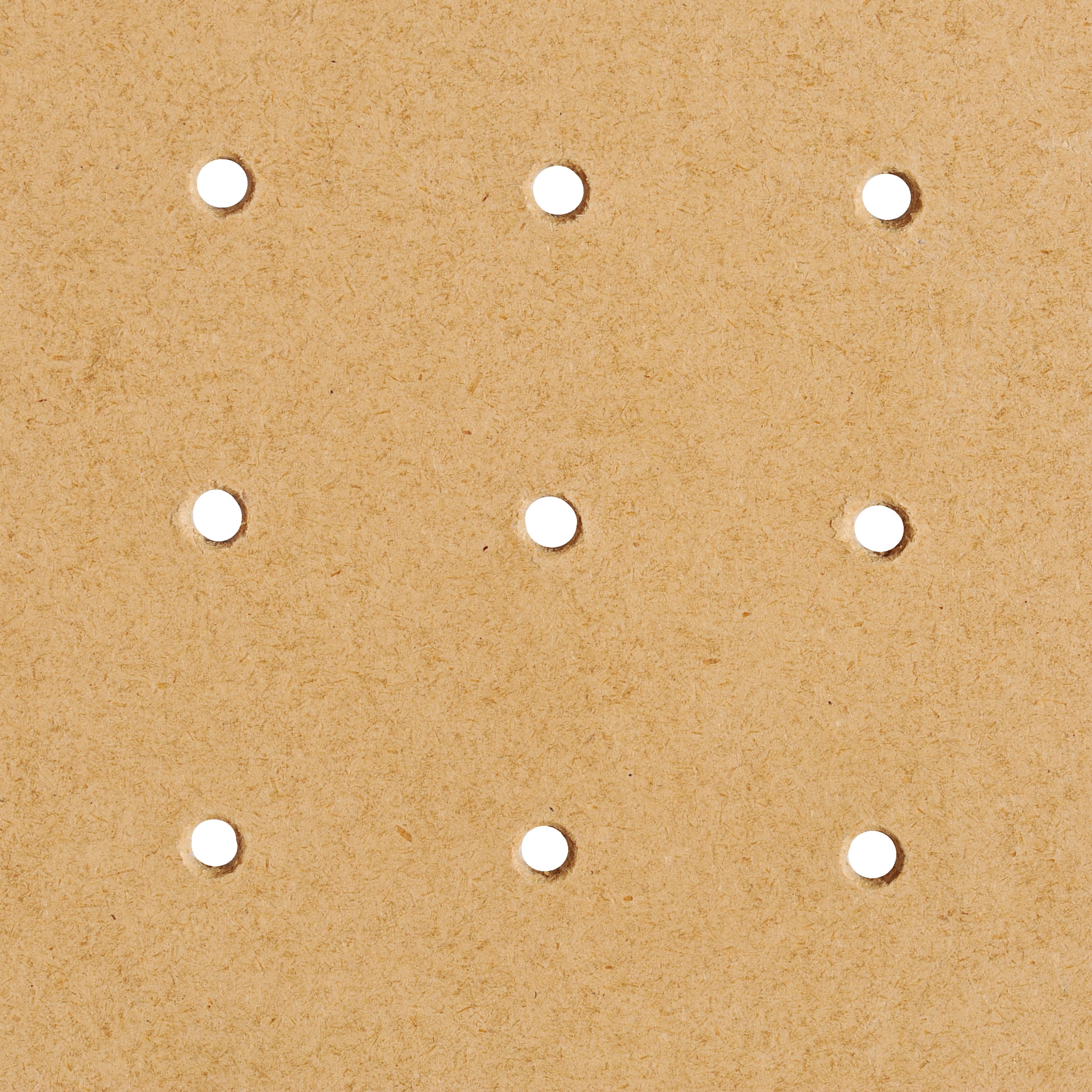 Pannello porta-attrezzi MOTTEZ 60x90 cm in legno 600 x 900 mm - 3