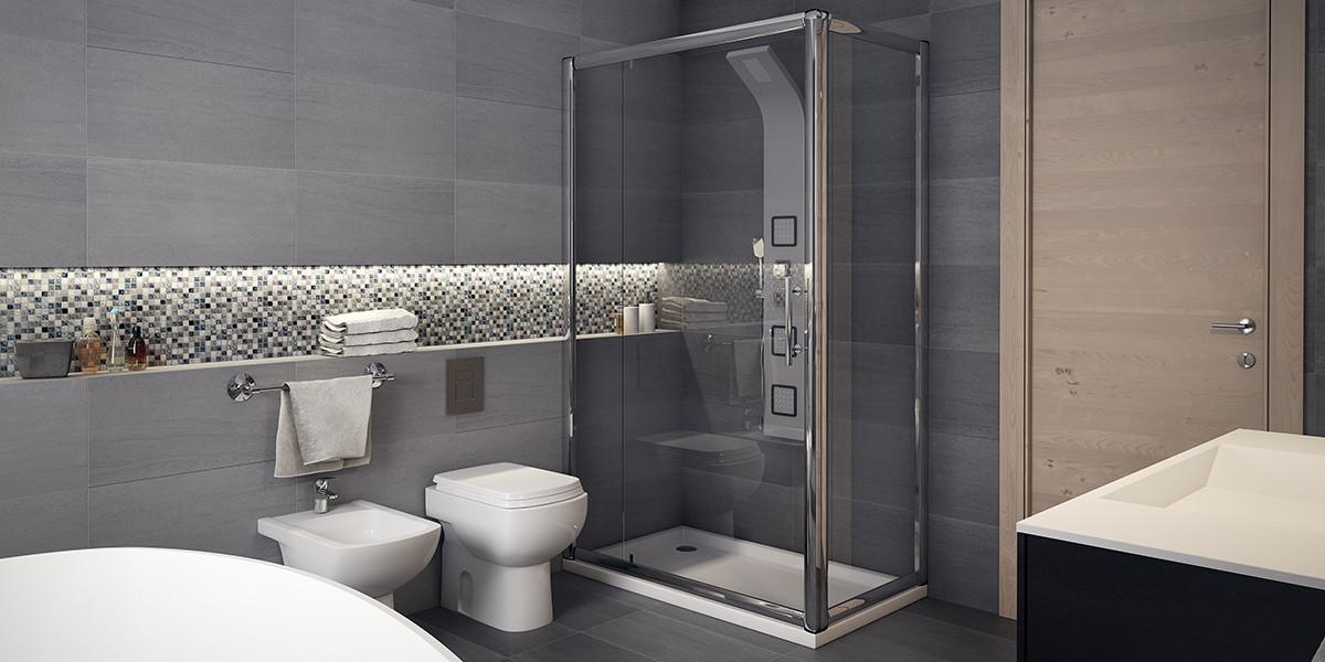 Lampadari da bagno prezzi design casa creativa e mobili - Leroy merlin parete vasca bagno ...