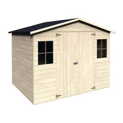 Casetta in legno bouganvillea 265 x 194 cm, spessore 12 mm: prezzi ...