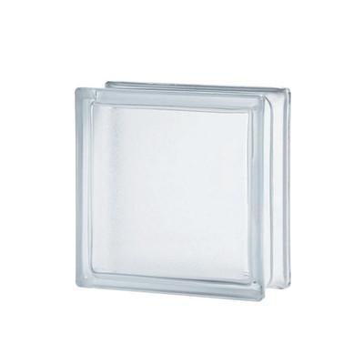 Vetromattone trasparente liscio satinato 19 x 19 x 8 cm: prezzi e ...