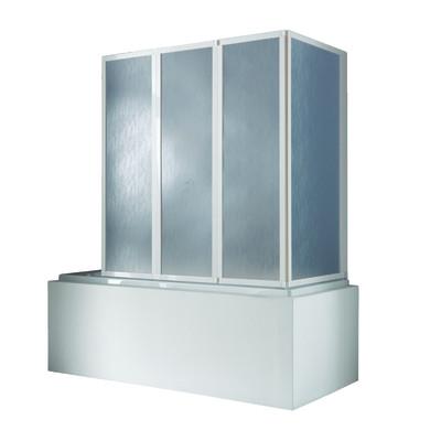 Parete in vetro per vasca - Leroy merlin parete vasca bagno ...