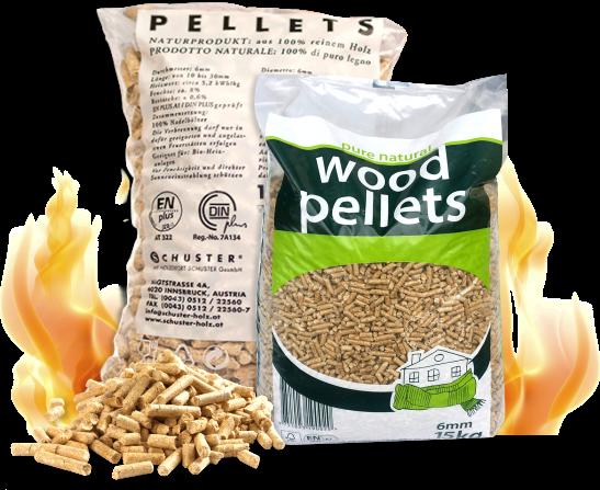 Comprar pellets leroy merlin awesome tmc insert de for Pellets leroy merlin