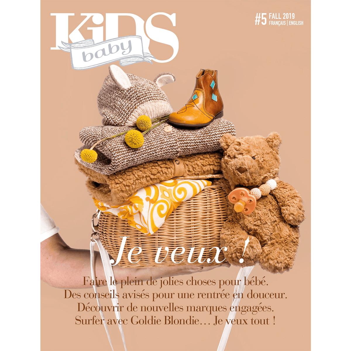 Baby kids magazine