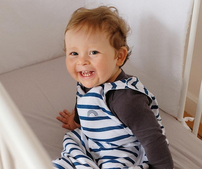 Comment habiller bébé pour la nuit ?