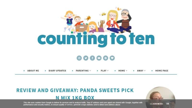 1Kg Pick N Mix Sweet Box