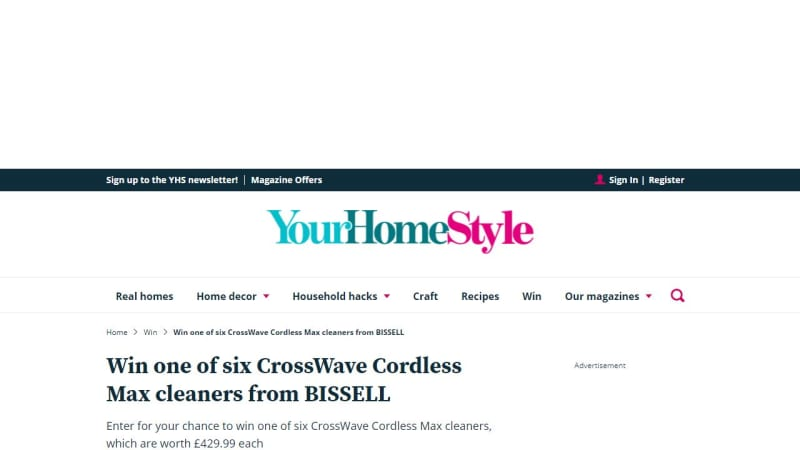 Crosswave Cordless Max Cleaners From Bissell
