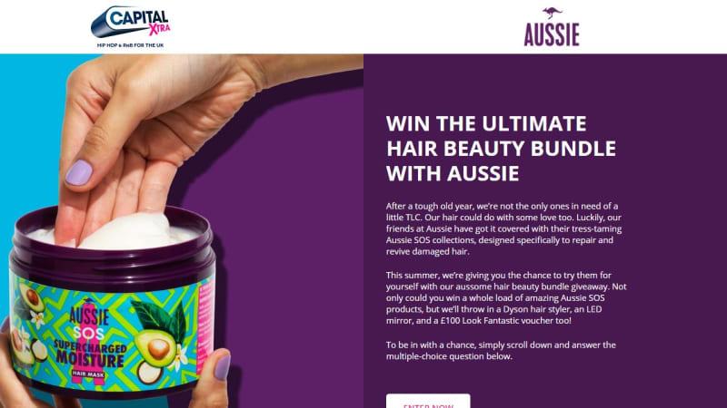 Aussie Haircare Set