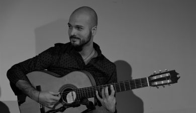Daniel - Flamenco Gitarre in Wien lernen bei Daniel über Lessondo