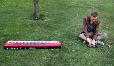 Felix - Klavier, Synthesizer, Keyboard in Wien lernen bei Felix über Lessondo
