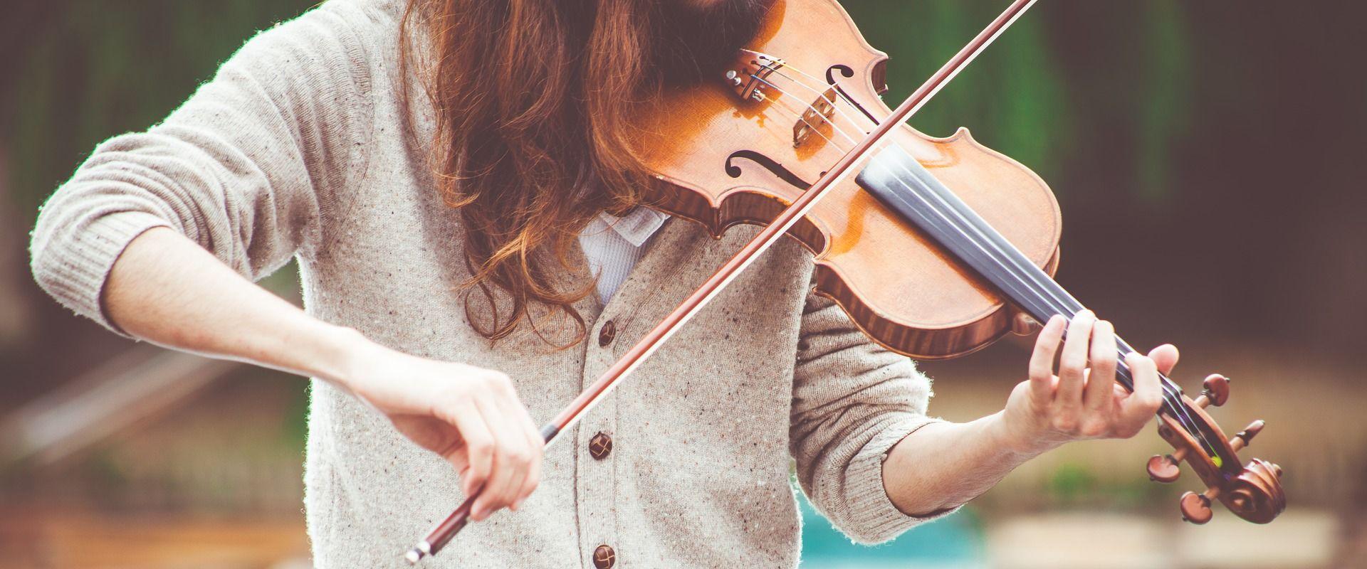 Titelbild des Blogartikels Ist Geige spielen wirklich so schwierig? Alles was Anfänger wissen müssen