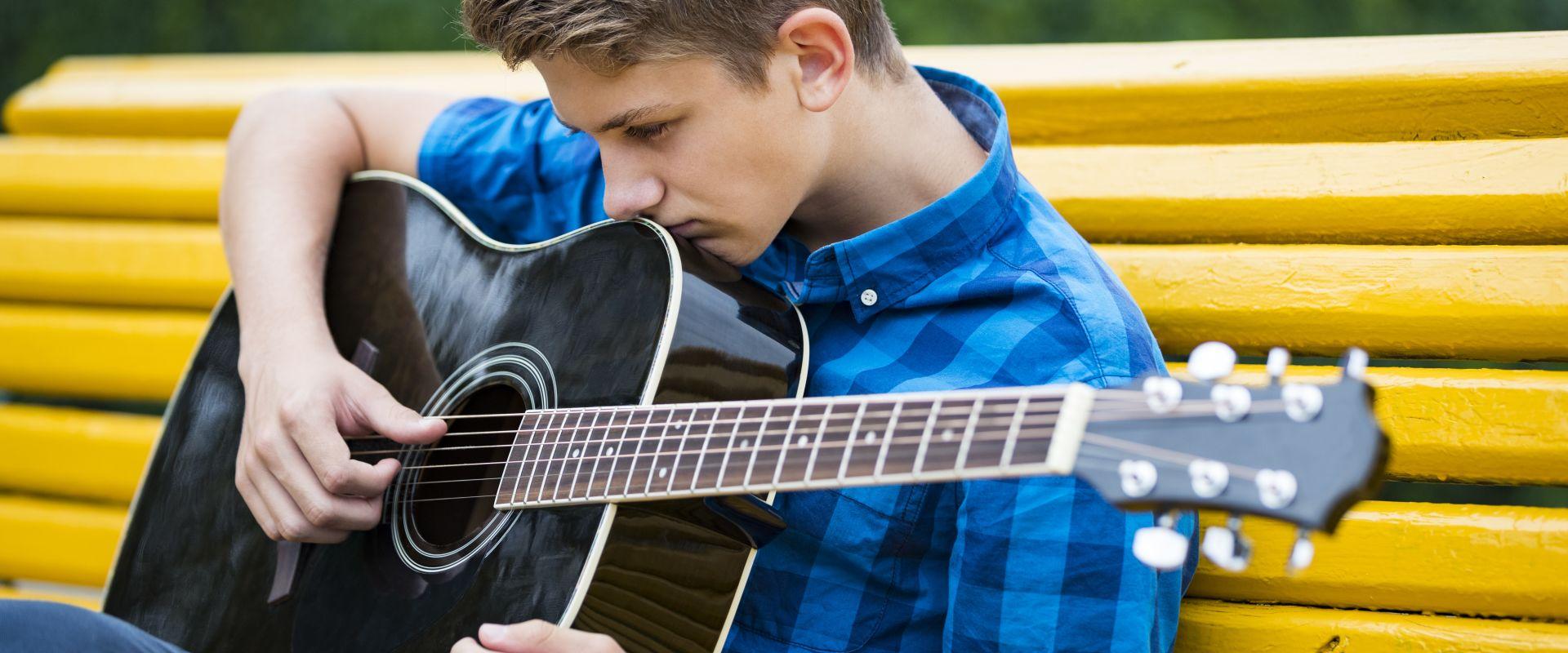 Titelbild des Blogartikels Wie du verhinderst, dass Musikunterricht zum Alptraum wird