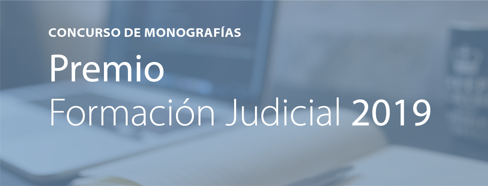 Premio Formación Judicial