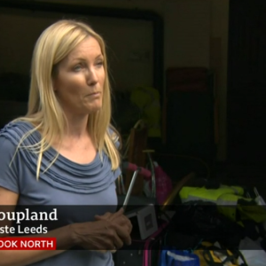Gill Coupland on BBC Look North