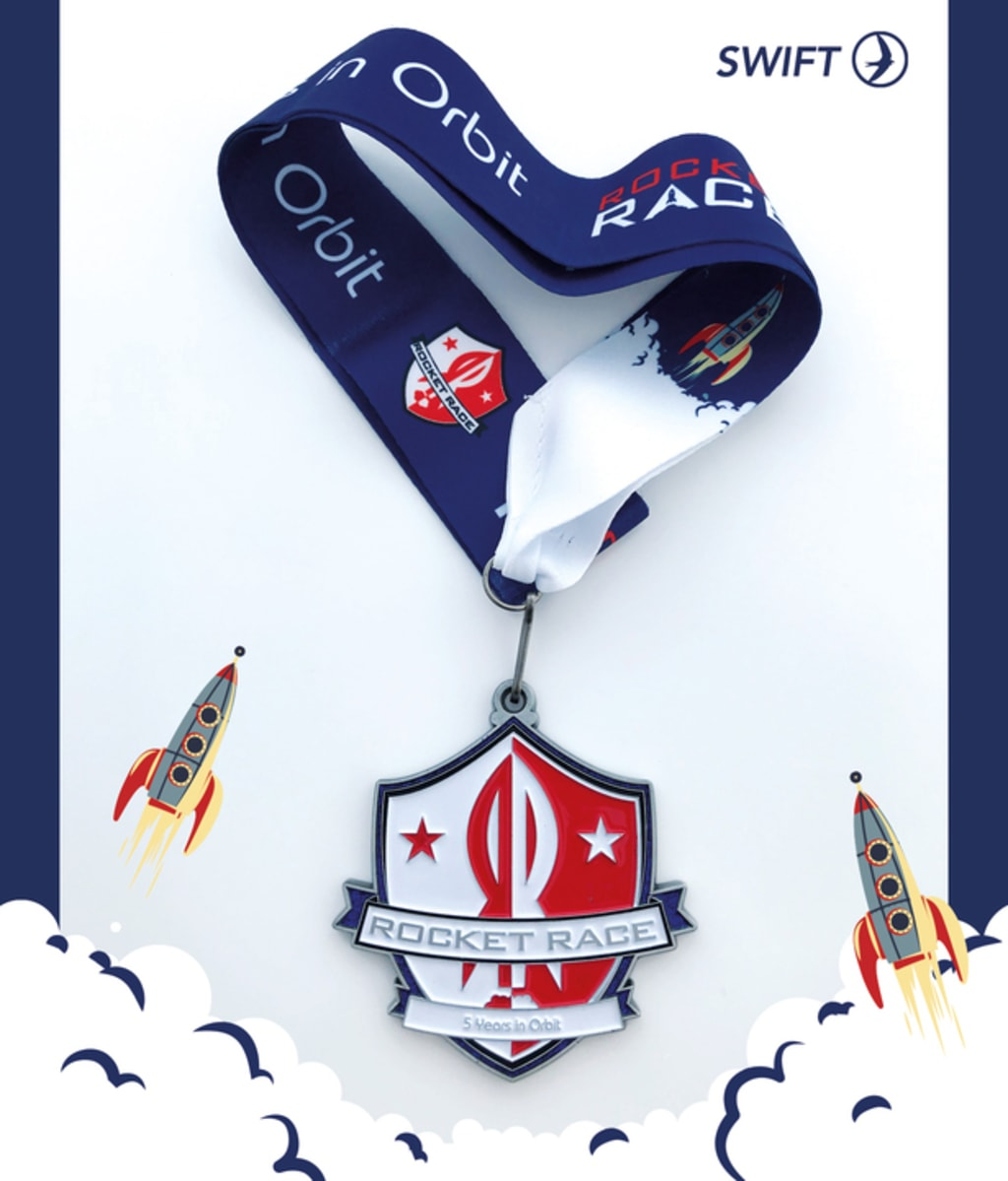 Epic Finisher's Medal
