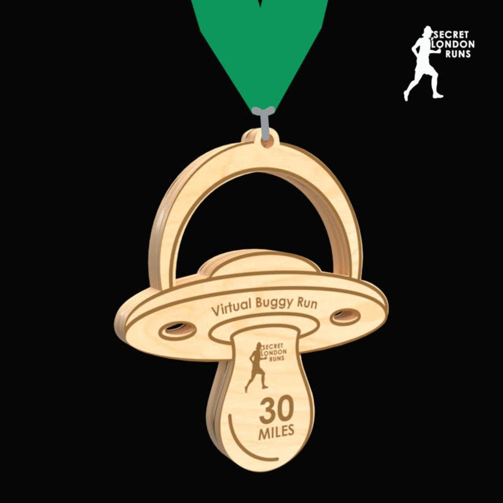 30 Mile Medal