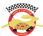 Hare & Tortoise Running
