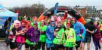 The Aberdeen 5K and 10K Winter Warmer Run