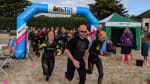 Falmouth Triathlon: The Seal